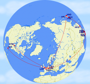 Trip 2b. 26,098 miles. [Actual]