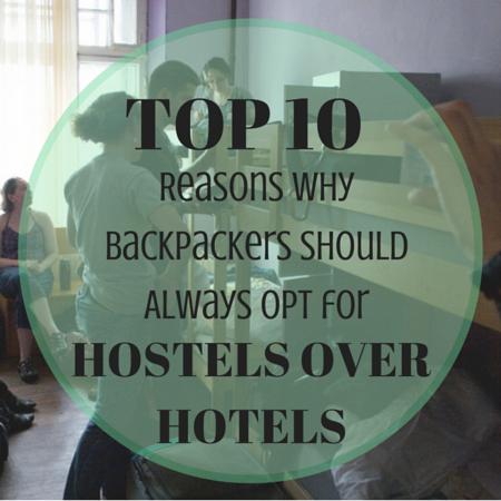 hostels travel blogs