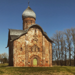 Church of Sts Peter and Paul in Kozhevniki