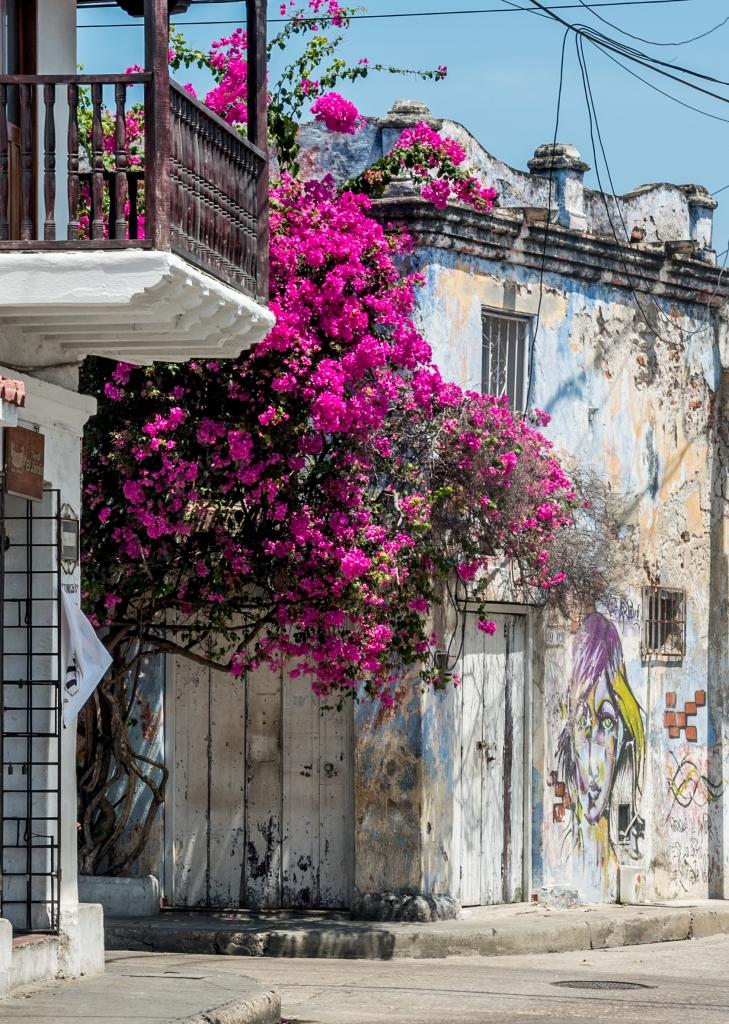 Cartagena, Colombia September 2015