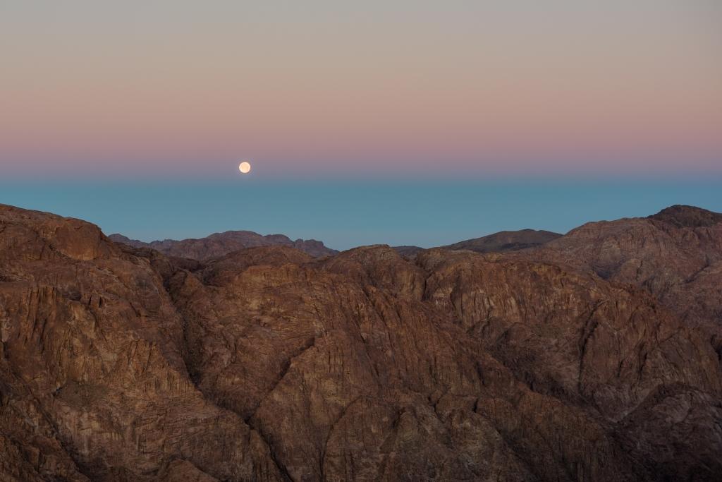 Mt. Sinai, Egypt March 2015