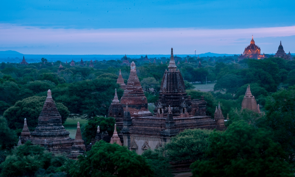 Bagan, Myanmar June 2015
