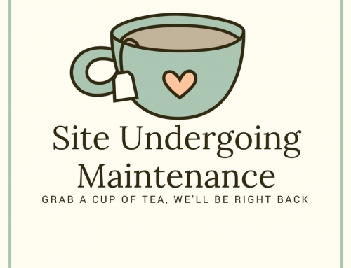 Site Undergoing Maintenance This Weekend