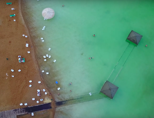 The Dead Sea – Don't Miss It! [VIDEO]