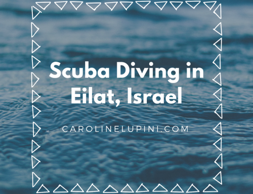 Scuba Diving in Eilat, Israel